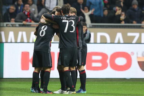 Skorupski wpuścił cztery gole, AC Milan wiceliderem