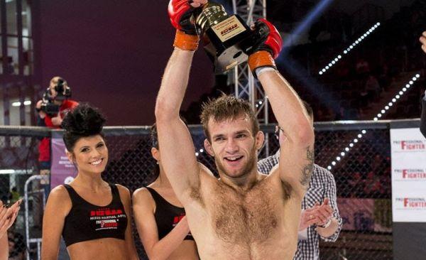 Damian Szmigielski nokautuje na gali w Rosji [VIDEO]