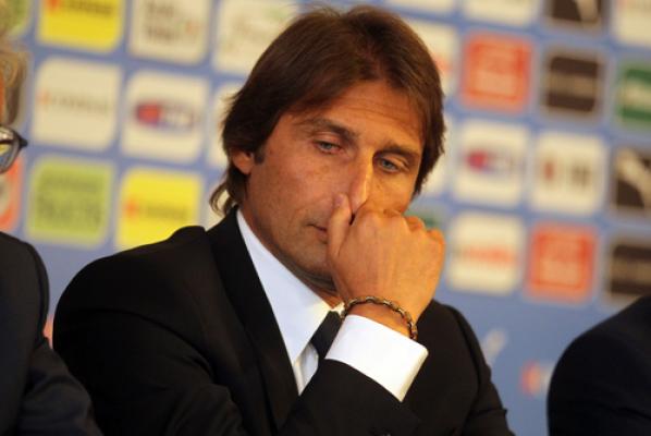 Conte: Kiedy wygrywasz derby, musisz być zadowolony