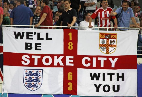 Zwycięstwo Stoke City po samobójczym golu bramkarza