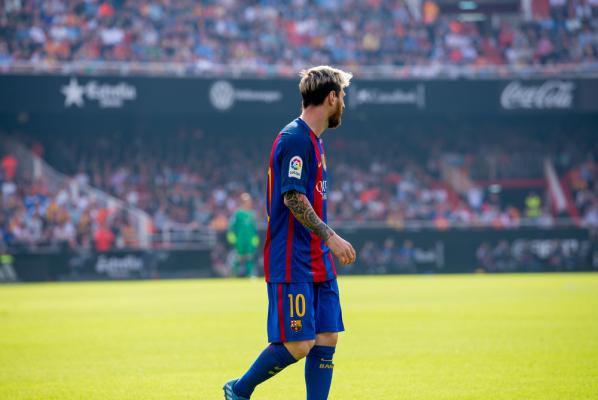 FC Barcelona straciła punkty w San Sebastian