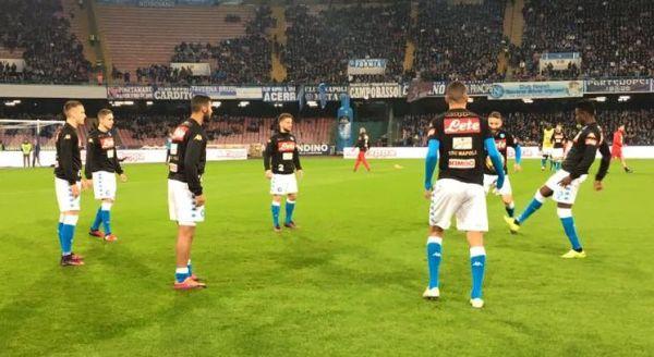 Zieliński na ławce, remis Napoli z Sassuolo