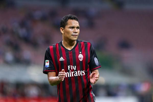 """""""Carlos Bacca chce zostać w Milanie"""""""