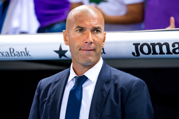 Zidane przed El Clasico: Nie wierzę, że sędzia będzie faworyzował jeden lub drugi klub