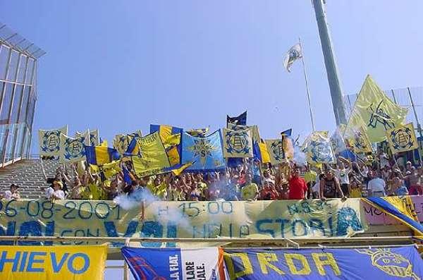 Pewny awans Chievo Werona w Pucharze Włoch