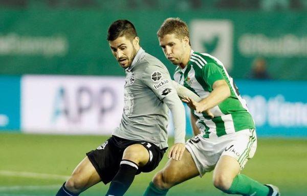 Puchar Króla: Deportivo przegrało na Estadio Benito Villamarin