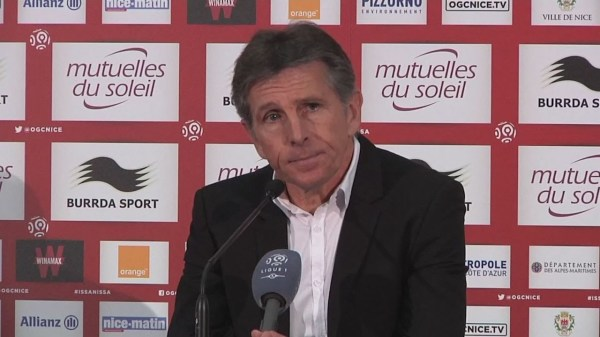 Puel: To był mocny mecz z naszej strony