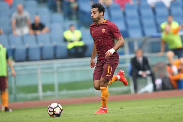 Salah nie zagra w derbach Rzymu