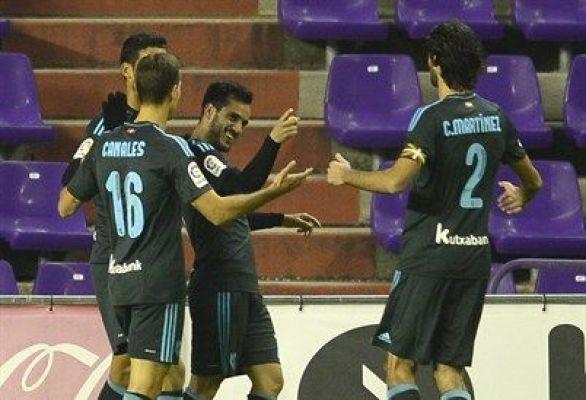Puchar Króla: Real Sociedad wygrał w Valladolid