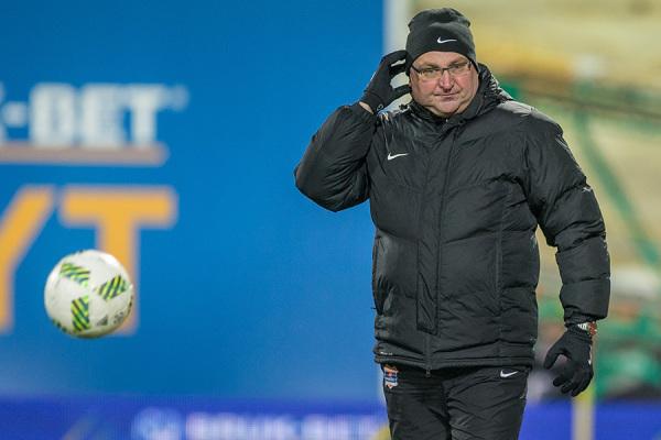Michniewicz: Nie zagraliśmy dobrego spotkania