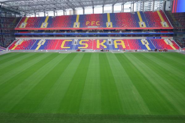 Dziewiąte zwycięstwo w sezonie CSKA Moskwa