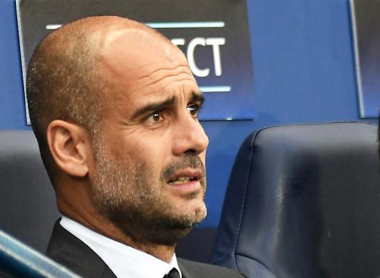 Guardiola broni Aguero: Nie zrobił tego celowo