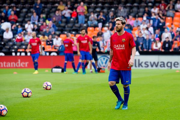 """""""Messiemu nigdzie nie będzie lepiej niż w Barcelonie"""""""