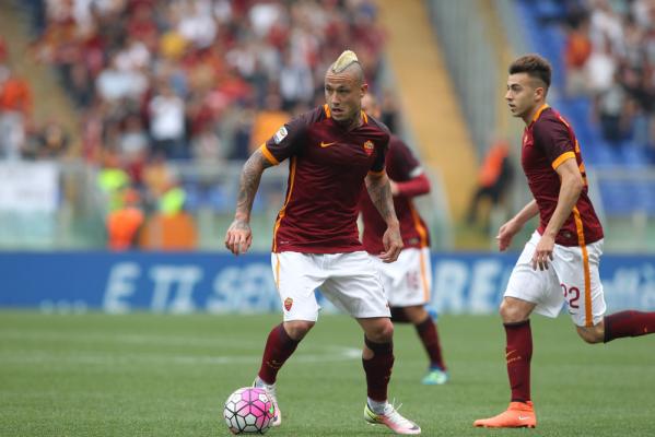 Derby Rzymu dla Romy, Szczęsny z czystym kontem
