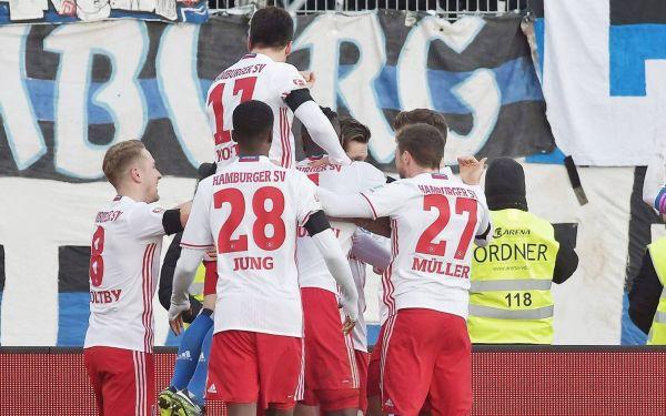Pierwsza wygrana Hamburger SV