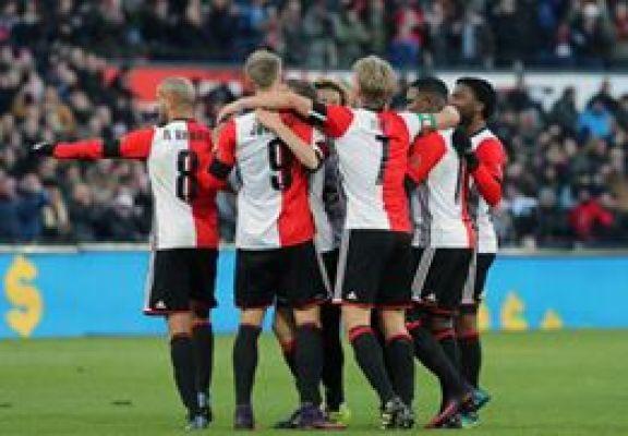 Holandia: Cały mecz Klicha, Feyenoord rozbił Spartę
