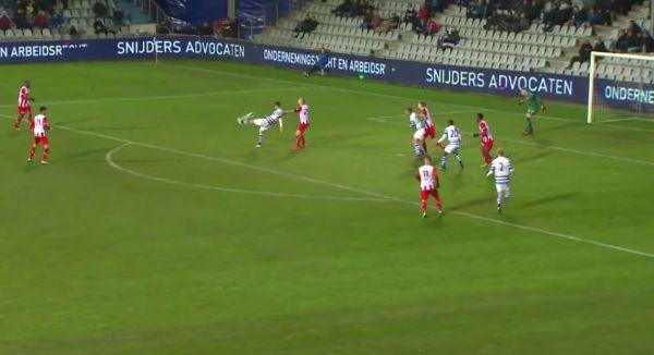 Nie tylko Grosicki: Parzyszek też fantastycznie strzelił [VIDEO]