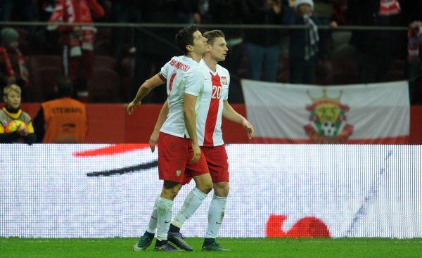 Lewandowski w XI Kickera, świetny Piszczek