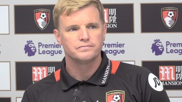 Trener Bournemouth: Nie zapomnę tego meczu