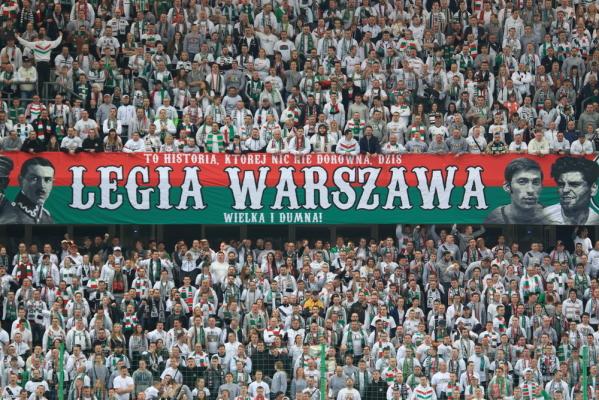 Znamy arbitra meczu Legia - Sporting