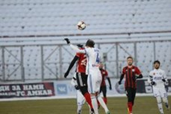 Rosja: Wygrana Amkara, grał Gol
