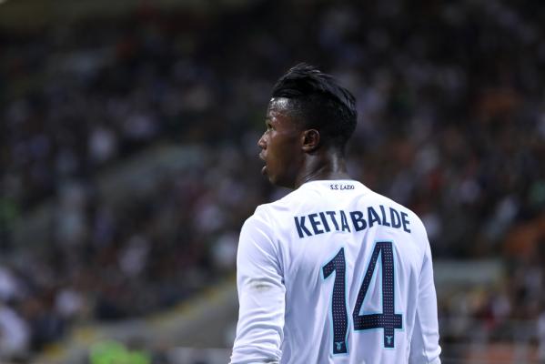 Keita Balde kontuzjowany. Senegalczyk skręcił kolano