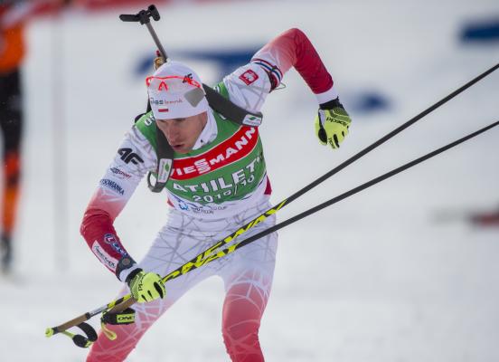 Zmiana w składzie biathlonowej reprezentacji Polski