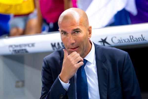 Zidane: Mecz z Borussią jest jak finał grupy