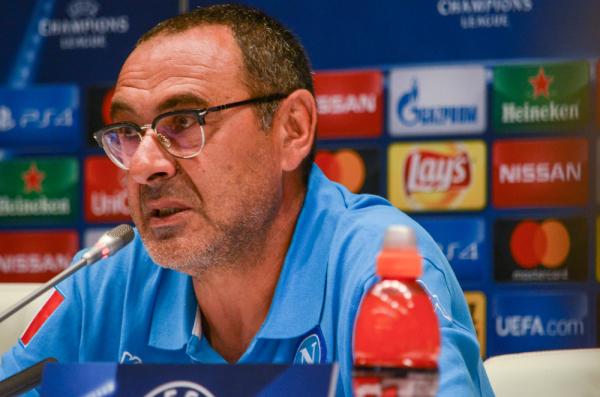 Trener Napoli: Graliśmy najlepszą piłkę w grupie