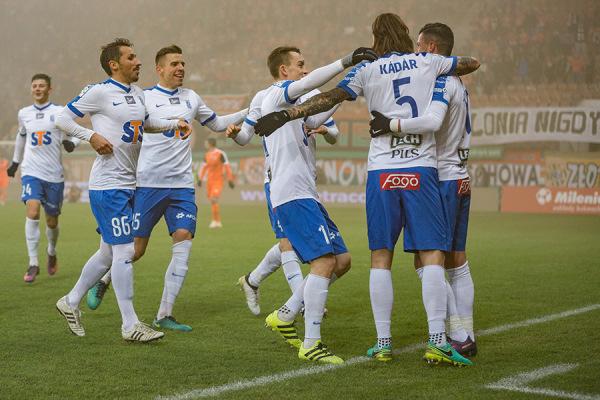 Dwa kluby Ekstraklasy ukarane przez Komisję Ligi