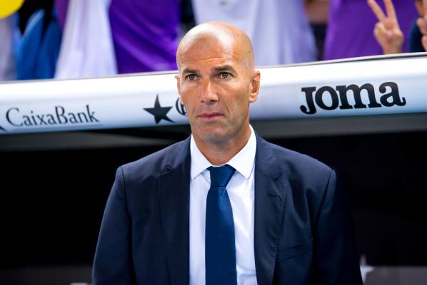 Zidane: Borussia zasłużyła na wygranie grupy