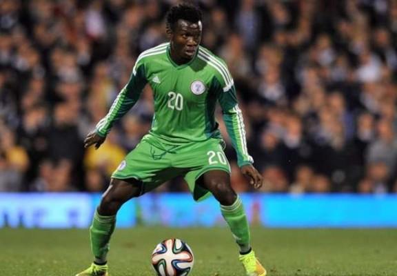 Legia chce pomocnika z Nigerii?