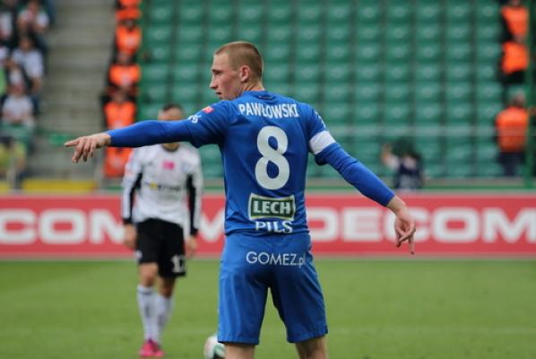 Pawłowski wraca do składu Lecha