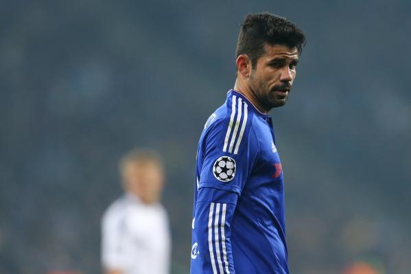 Diego Costa zapewnił Chelsea trzy punkty