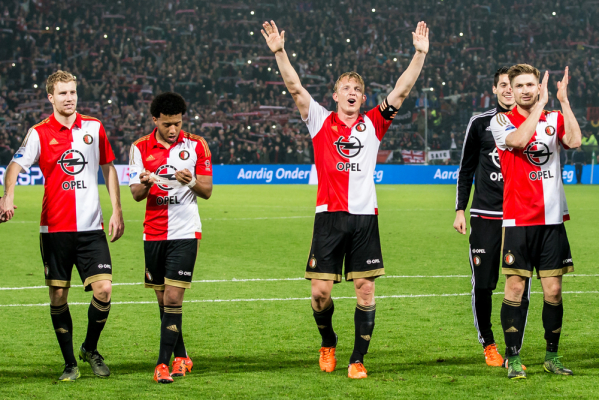 Feyenoord Rotterdam rozbił AZ Alkmaar