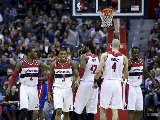 Czternasta porażka Washington Wizards