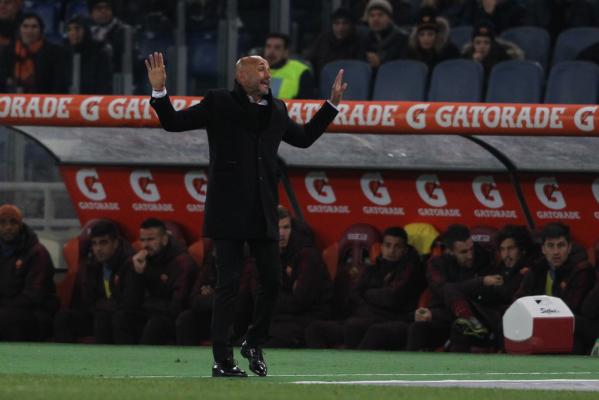 Spalletti: AC Milan zrobił na mnie spore wrażenie