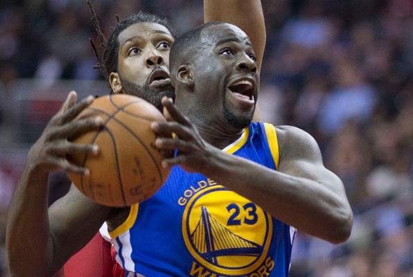 Triple-double Greena, minimalna wygrana Warriors z Pelicans
