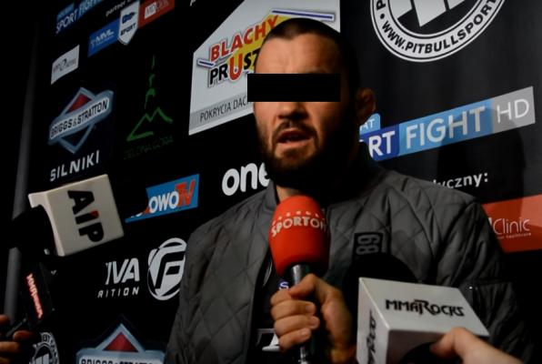 Gwiazda MMA zatrzymana przez CBŚ