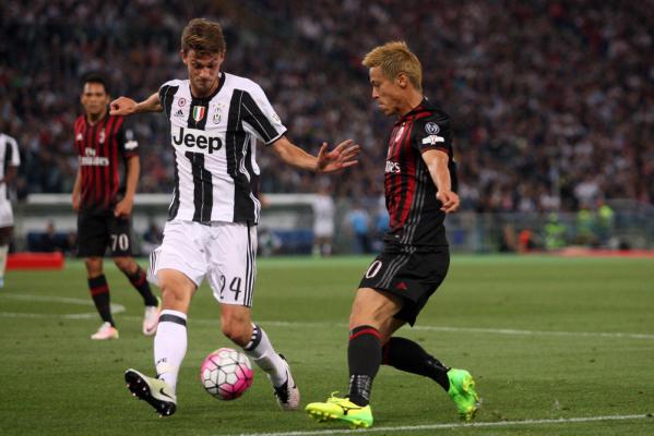 Daniele Rugani na dłużej w Juventusie