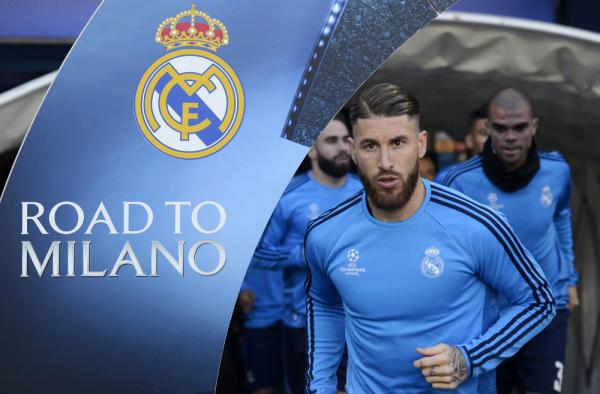 Ancelotti: Ramos mógłby być napastnikiem