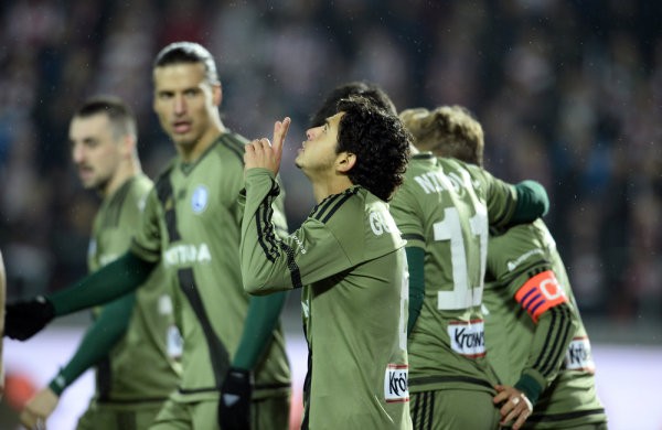 Guilherme: Chciałbym zagrać w lidze hiszpańskiej