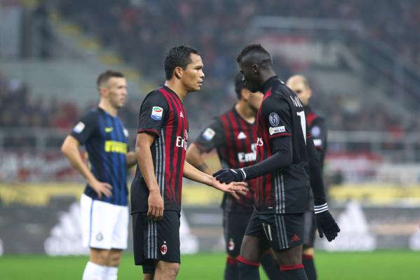 """""""Carlos Bacca jest szczęśliwy w Milanie"""""""