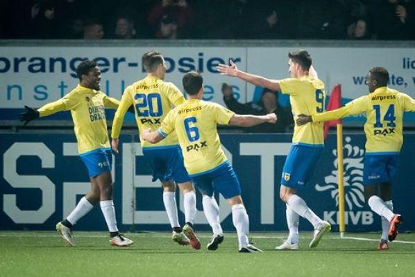 Wpadka rywala Legii. Ajax odpadł z drugoligowcem w Pucharze Holandii