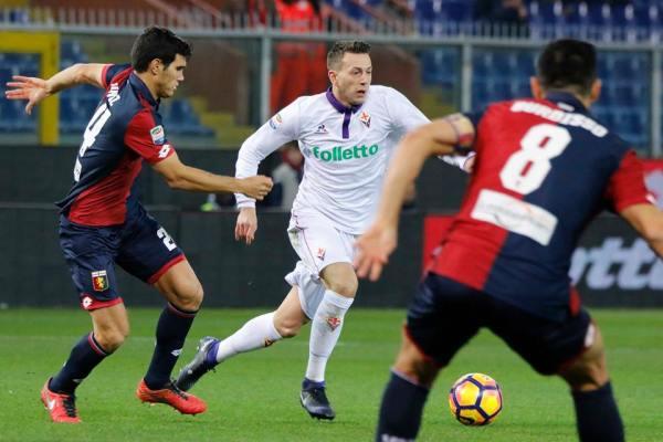 Serie A: Genoa lepsza od Fiorentiny