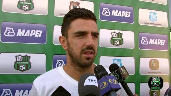 Sassuolo bez kapitana do końca sezonu