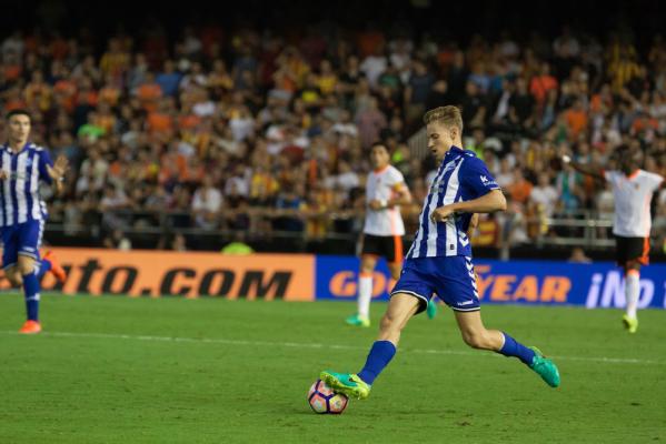 Piąte zwycięstwo Deportivo Alaves