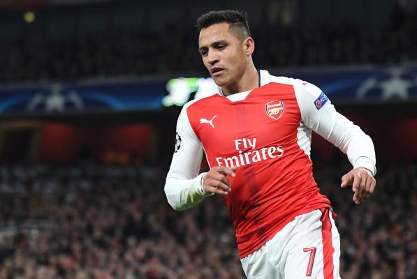 Xavi: Sanchez jest jednym z najlepszych napastników świata