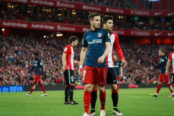 Atletico skromnie wygrało z Las Palmas