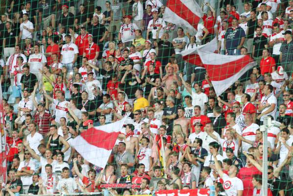 Występ Kamińskiego, porażka VfB Stuttgart